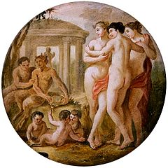 Three Graces (Bacchanalia).