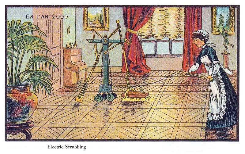 Gestion du changement climatique - Page 9 800px-France_in_XXI_Century._Electric_scrubbing