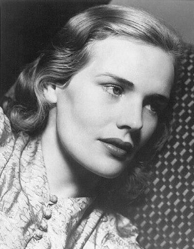 Frances Farmer, American actress