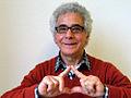 Francesco Lamazza, der Künstler aus der List auf der Art(F)Air 2012, Kulturetage SofaLoft, II.jpg