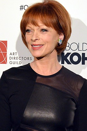 Frances Fisher - Fisher in 2014