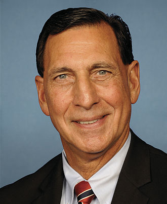 United States congressional delegations from New Jersey - Image: Frank Lo Biondo, Official Portrait, c 112th Congress