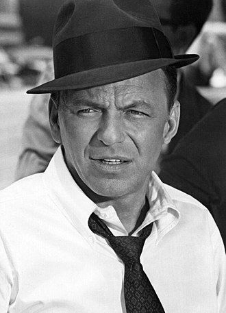 Fedora - Image: Frank Sinatra as Tony Rome