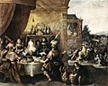 Frans Francken (II) - Feast of Esther - WGA8201.jpg