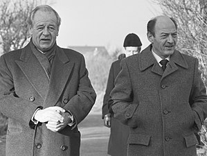 Kidnapping of Freddy Heineken - Heineken (left) and Doderer (2 December 1983)