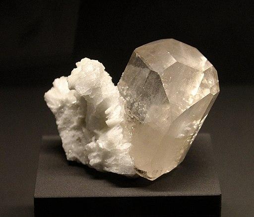 Freiberg, Terra mineralia, Topas, Cleavelandit