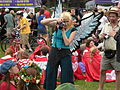 Fremont Solstice Parade 2008 - winged photographer 01.jpg