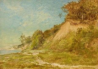 Dünenstrand an der Ostsee