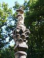 Frymburk morovy sloup socha P Marie.JPG