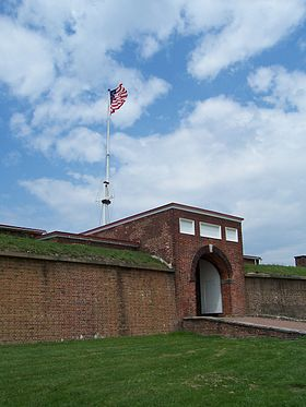Image illustrative de l'article Fort McHenry