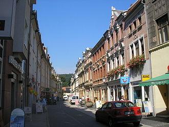 Greiz - Greiz town center