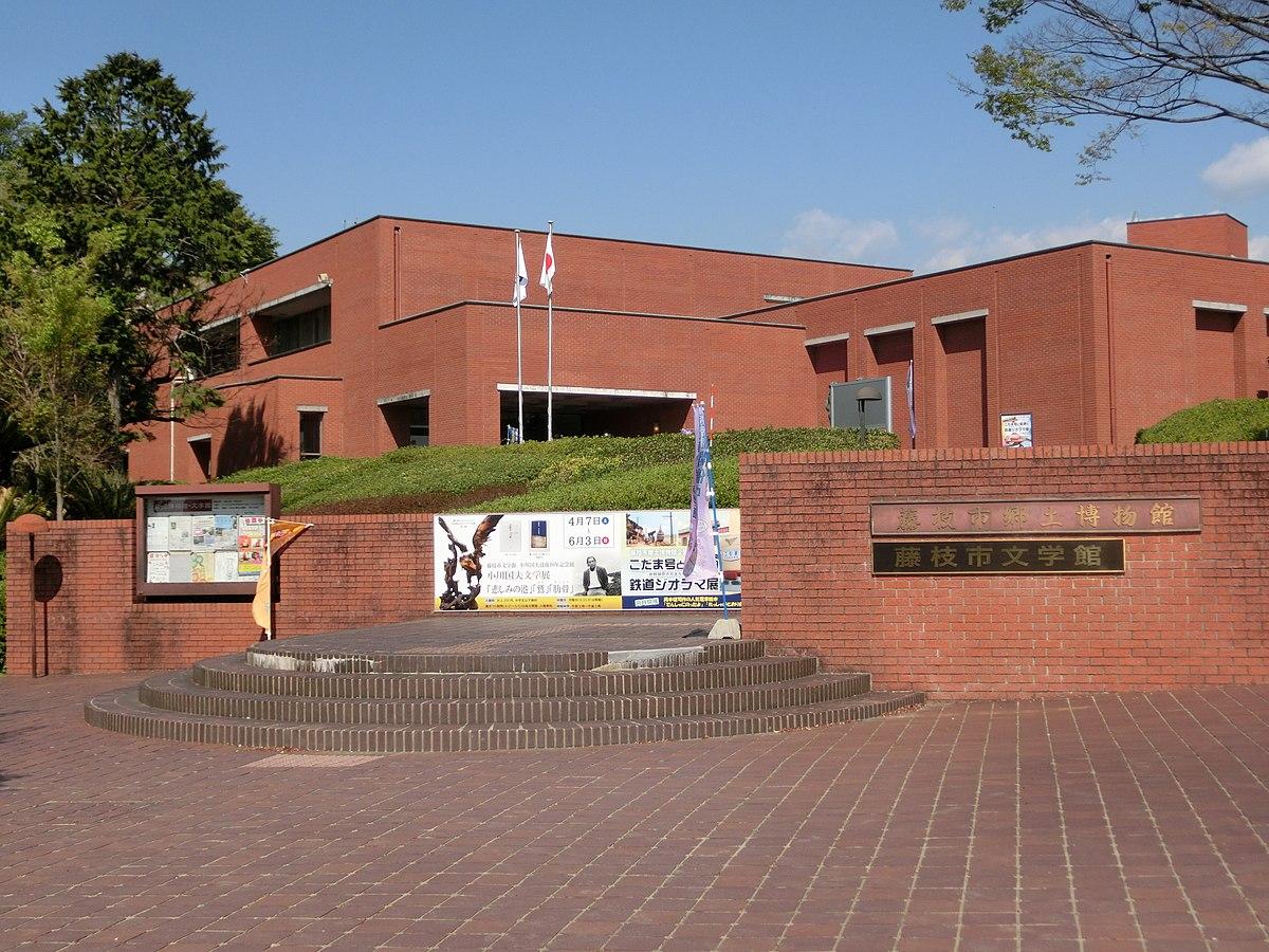 藤枝市郷土博物館・文学館 - Wikipedia