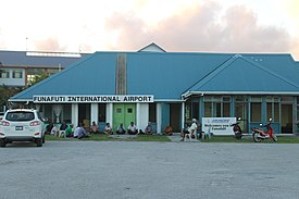 Funafuti International Airport terminal building.jpg