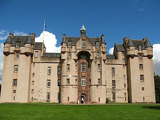 Fyvie Castle - Fyvie Castle