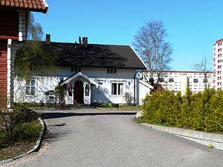 Grorud Borough in Norway