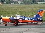 G-BXLS Koliber (35079401953).jpg