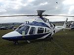 G-DMPI Agusta A109 Helicopter (25888239026).jpg