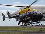 G-PSNO Eurocopter EC145 Helicopter Police Service of Northern Ireland (26270548040).jpg