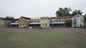 Hinganghat - Image: GBMM High School & Junior College Hinganghat
