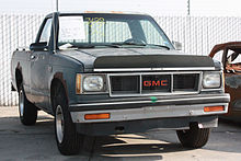 1993 chevrolet s10 curb weight