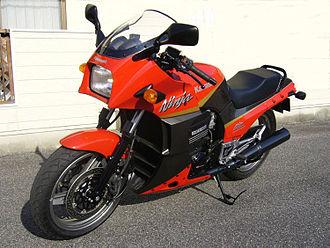 Kawasaki GPZ900R - 2003 GPz900R Final Edition