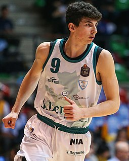 Gabriele Procida Italian basketball player