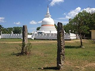 Galmaduwa Raja Maha Vihara, Ampara