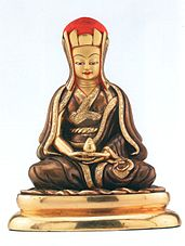 Gampopa, founder of the Kagyu