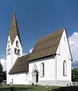 Garde Church Church in Sweden