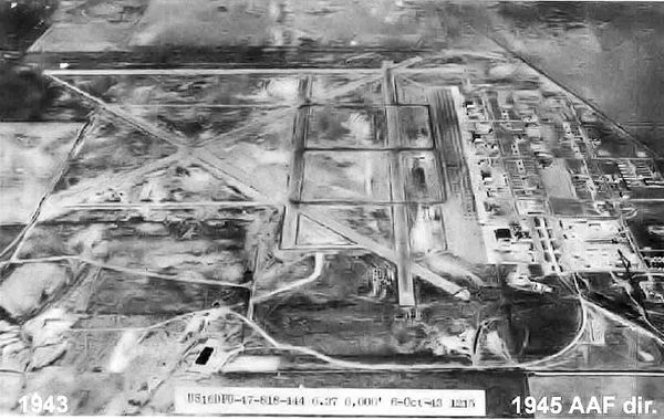 Garden City (KS) United States  city photo : garden city army airfield garden city army airfield was a world war ii ...