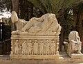 Garden of Palmyra Archeological Museum, 2010-04-21.jpg