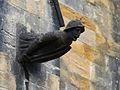 Gargoyle, Llandaff Cathedral (8100704224).jpg