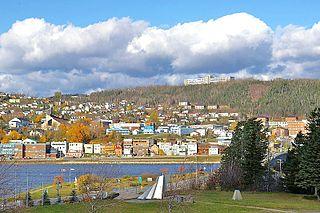 Gaspé, Quebec City in Quebec, Canada