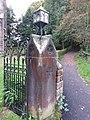 Gatepost at St Matthew's church.jpg