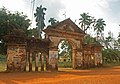 Gateway to Hawa mahal of Narajole Rajbari at West Midnapore district in West Bengal 01.jpg