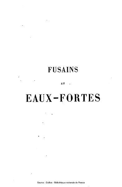 File:Gautier - Fusains et eaux-fortes.djvu