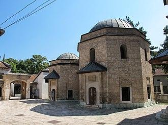Gazi Husrev-beg - Türbe of Gazi Husrev-beg in Sarajevo