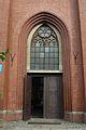 Gdańsk kościół św. Bartłomieja (wejście główne).JPG