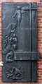 Gedenktafel Kirchplatz 3a (Staak) Kriegsopfer.jpg