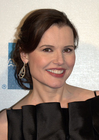 Academy Award for Best Supporting Actress - Geena Davis won for her role in The Accidental Tourist (1988).