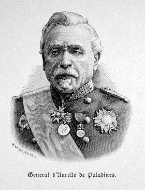 Louis d'Aurelle de Paladines - Image: General d'Aurelle de Paladines