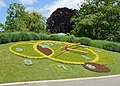 Geneva flower clock 2012.jpg