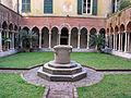 Genova, s. matteo, chiostro del 1308, 01.JPG