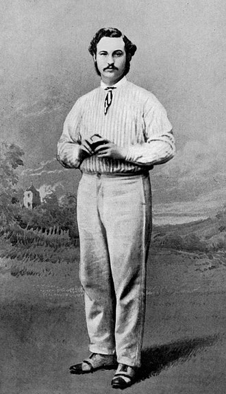 Yorkshire County Cricket Club - George Freeman, a key factor in Yorkshire's success in the late 1860s, played for the team mainly between 1865 and 1870, taking 209 wickets in 32 matches.