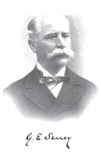 George E. Seney - circa 1902
