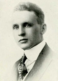 George Gauthier (American football) American football player and coach, basketball coach, college athletics administrator