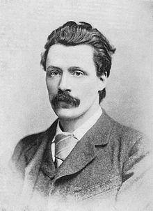 alt=Description de l'image George Gissing.jpg.