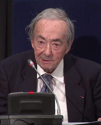 George Steiner - Steiner speaking at the Nexus Institute, The Netherlands, 2013