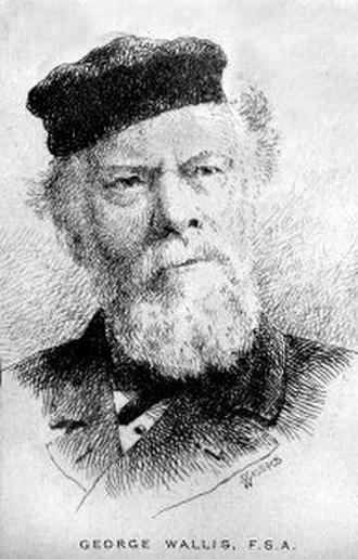 George Wallis - Self-portrait