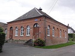 Gergny (Aisne) mairie.JPG